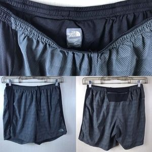 The North Face Flashdry running Shorts Size XL